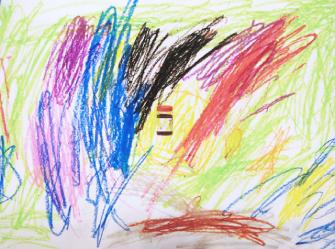 【のりばたけ】3歳