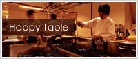 Happy Table 笹島保弘ののりを使ったレシピ集