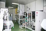 医薬品で使用された装置を改良しました